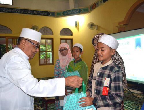 Santunan Yatim dan Dhuafa Ramadhan 1437H di Condet