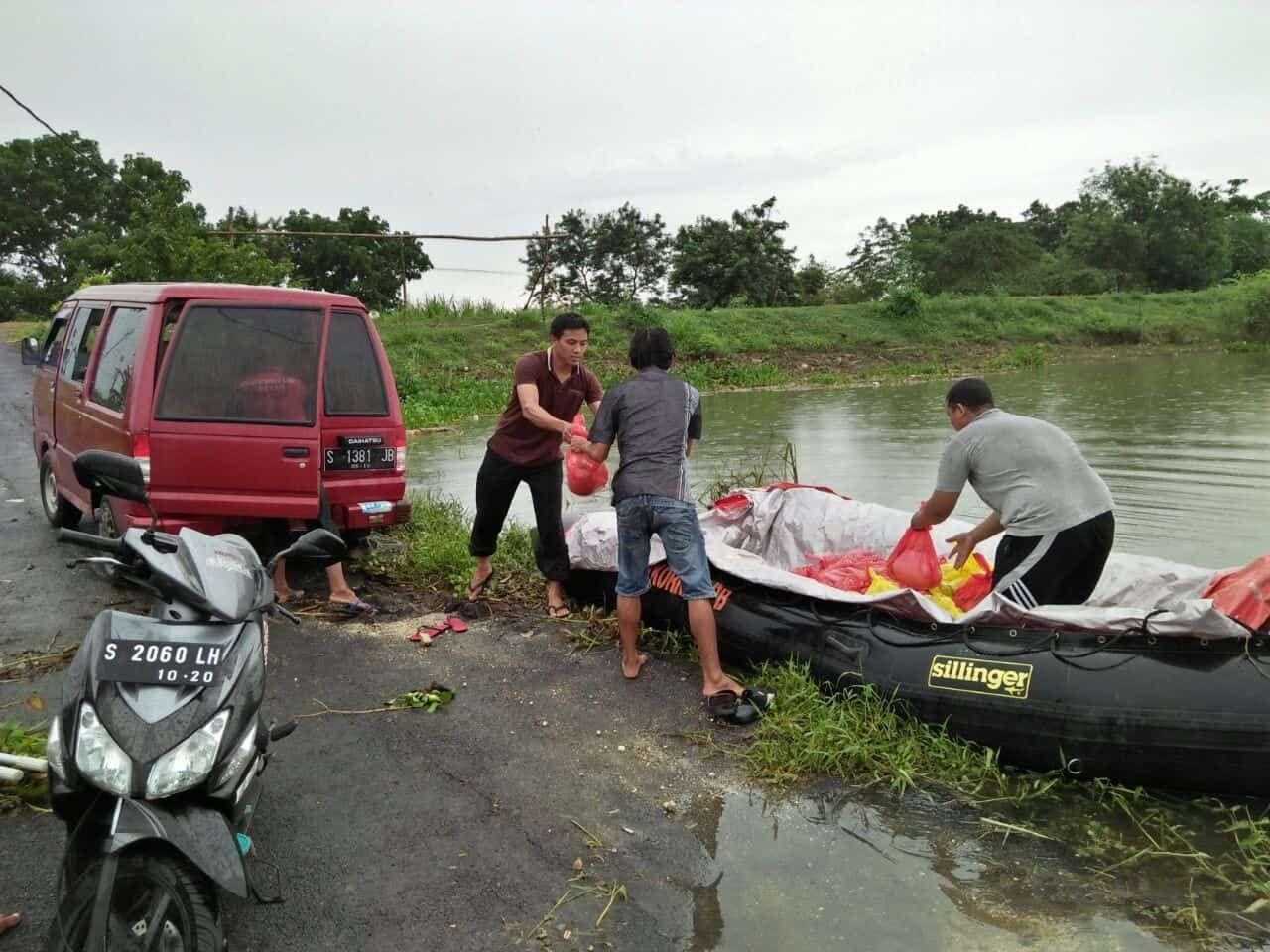 Peduli Banjir Jawa Timur 35