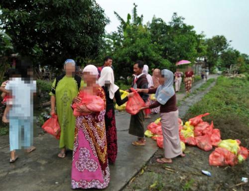 Peduli Banjir Jawa Timur 06