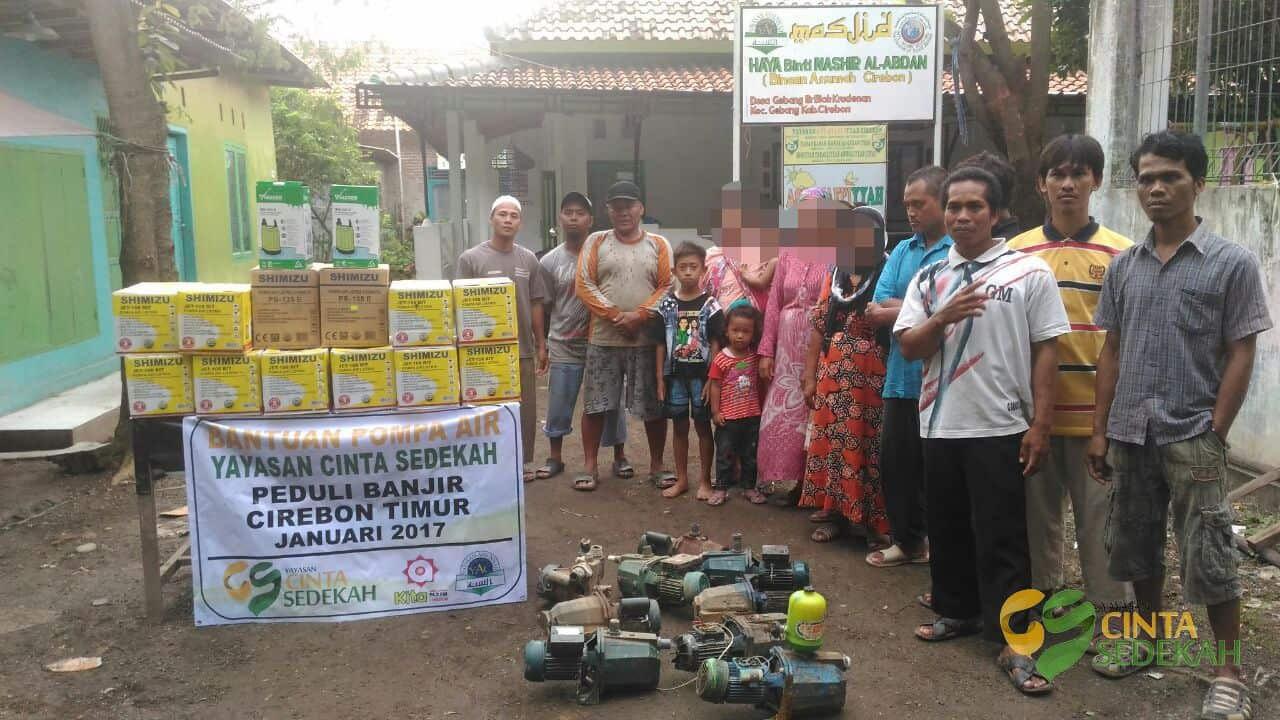 Peduli Banjir Cirebon Timur 02