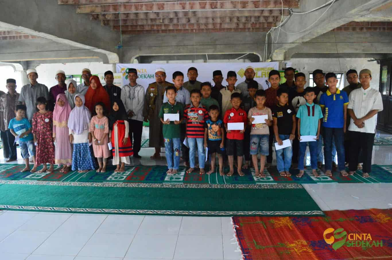 Peresmian Rumah Tahfizh di Pidie Jaya Aceh 03