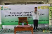 Peresmian Rumah Tahfizh di Pidie Jaya Aceh 02