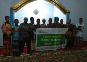 Wakaf Al-Quran Bima 02