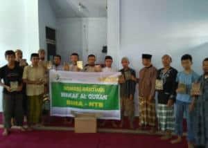 Wakaf Al-Quran Bima 09