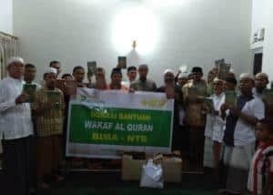 Wakaf Al-Quran Bima 08