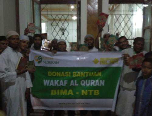Wakaf Al-Quran Bima 05