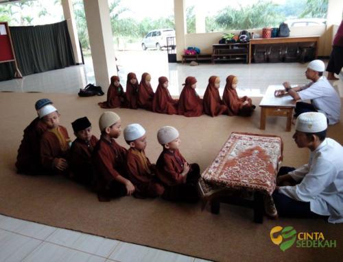 Cinta Sedekah Mengajak Masyarakat Cinta Al Quran Melalui Program Rumah Tahfizh