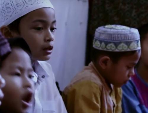 Bimbingan Baca Al-Quran An-Najah (Program Pemberantasan Buta Huruf Al-Quran)