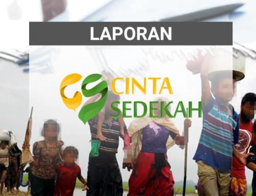 Penyaluran Donasi Peduli Rohingya Ke-2 Per 22 September 2017