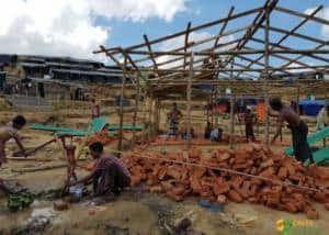 Penyaluran Bantuan Peduli Rohingya II 04