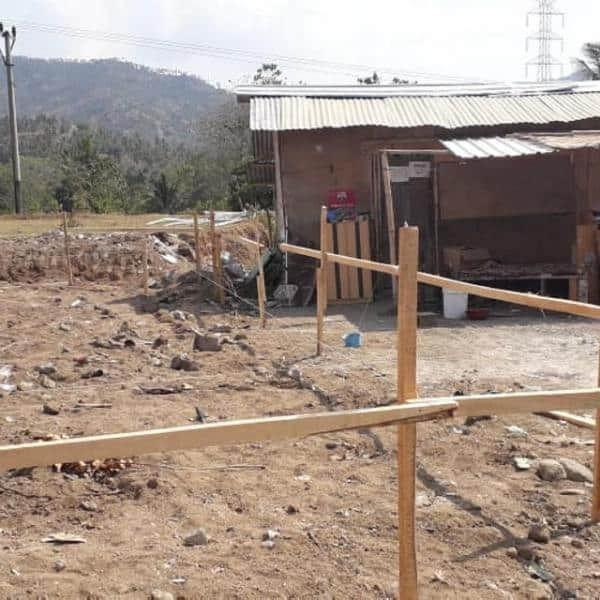 CS Peduli Sosial - Peduli Lombok - Pembangunan Mahad Mu'adz bin Jabal
