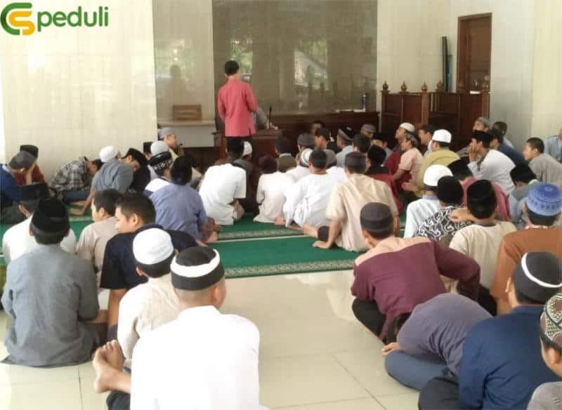 Santunan Anak Yatim Pondok Pesantren Tahfidz Yaumi Yogyakarta 2