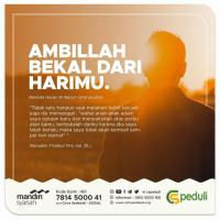 AMBILLAH BEKAL DARI HARIMU