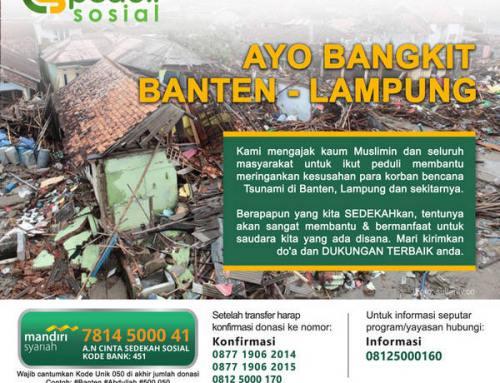 Ayo Bangkit Banten-Lampung