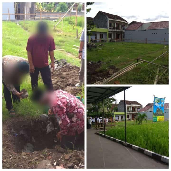 Donasi Ke 2 Pembangunan Masjid Ar-Rahiim Rejowinangun Yogyakarta