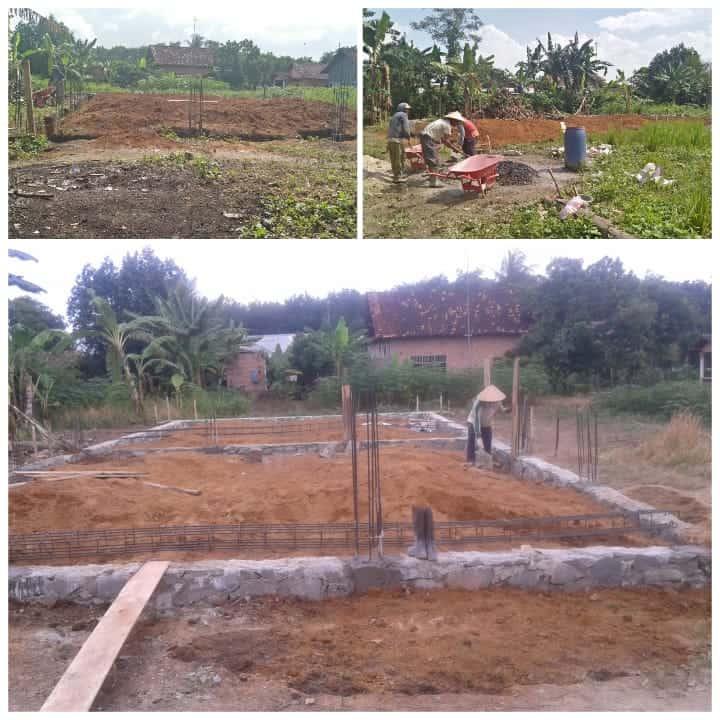 Bantuan Wakaf Mahad Tahfizh Al-Qur'an Zaid bin Tsabit Lampung Utara 2