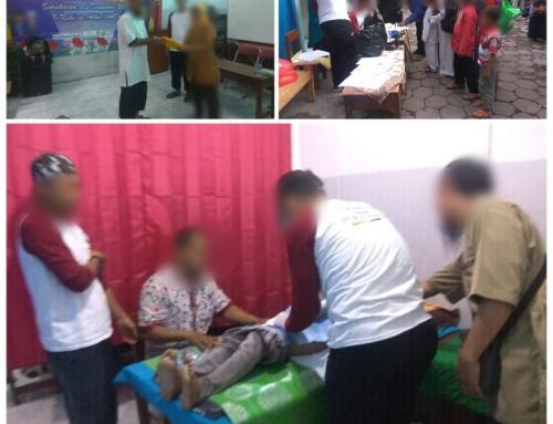 Donasi Program Khitanan Massal di SDIST Ibnu Qoyyim, Surakarta, Jawa Tengah