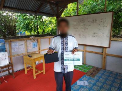 CS Peduli Sosial – Pembelian Perlengkapan Dakwah di Toili, Banggai, Sulawesi Tengah