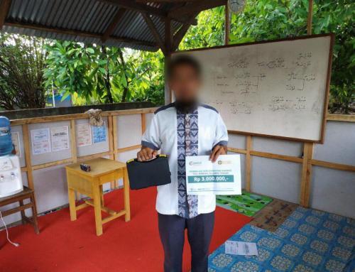 Pembelian Perlengkapan Dakwah di Toili, Banggai, Sulawesi Tengah