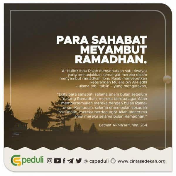 Ramadhan Tiba