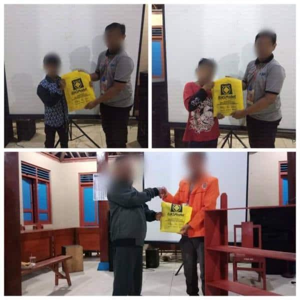 CS Peduli Sosial – Pengadaan Taman Bacaan di Tepus, Gunung Kidul, Yogyakarta