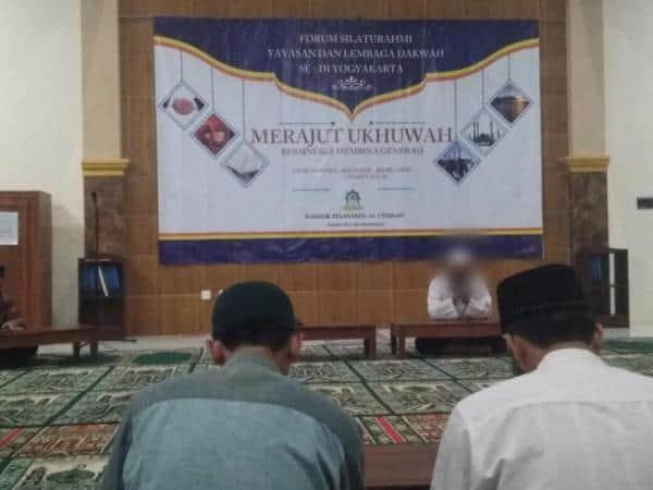 Silaturahmi Yayasan dan Lembaga Dakwah Sewilayah Yogyakarta