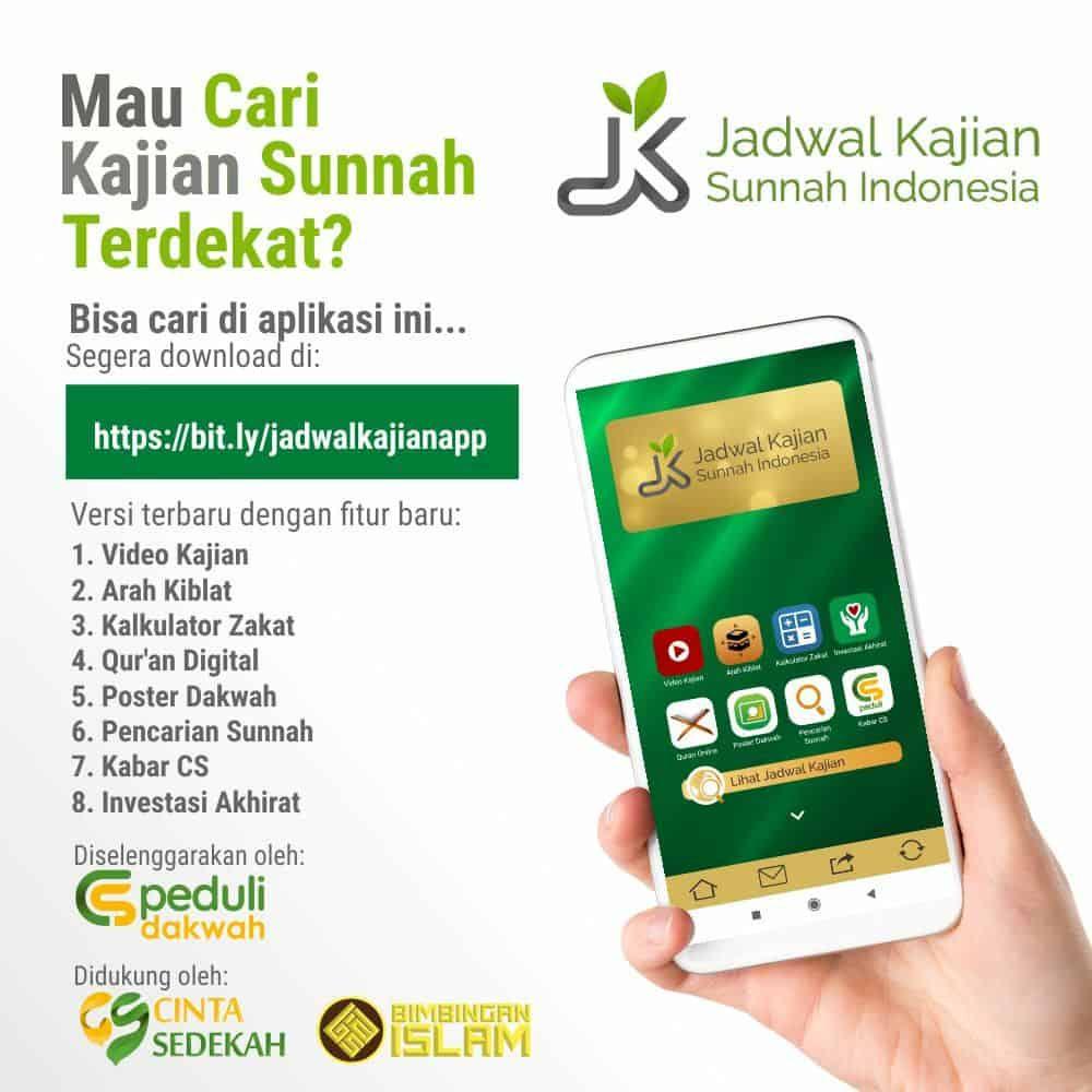 Jadwal Kajian Sunnah Indonesia - NGAJI SUNNAH YUK!!