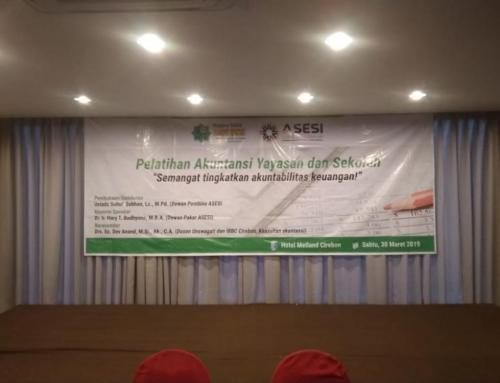 Pelatihan Akuntansi Yayasan Dan Sekolah