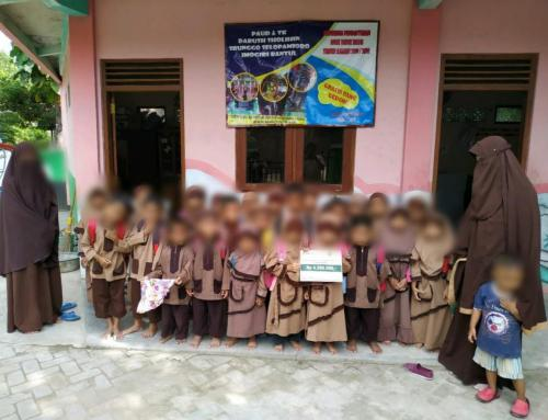 CS Peduli Sosial – Wakaf TPA & TK Darush Sholihin Selopamiro Bantul Yogyakarta