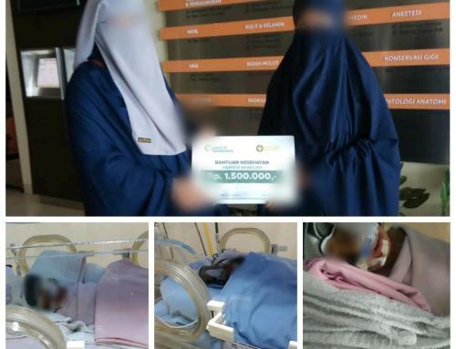 CS Peduli Sahabat BiAS – Bantuan Kesehatan Ananda Khadijah