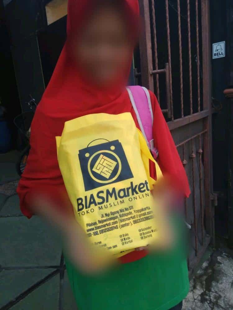 CS Peduli Sahabat BiAS - Program Bingkisan Ramadhan 1440H