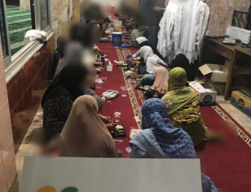 CSPeduli Sosial – Bantuan Ifthor Puasa Asyura bersama Markaz Bersama Assunnah