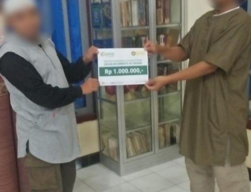 CSPeduli Sosial – Bantuan operasional panitia penyelenggara Daurah SIDUTA