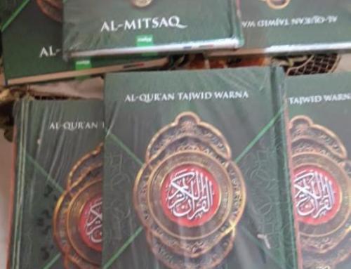 CSPeduli Dakwah – Program tebar Al qur'an Sebanyak 50 eksemplar ke Daerah Ternate, Maluku Utara