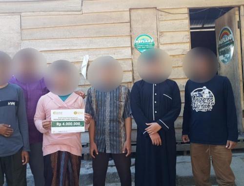 CSPeduli Dakwah – Bantuan Tebar Da'i dan Ustadz di kota Palu desa Wani dan desa Lombonga