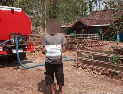 CSPeduli Sosial – Bantuan Program lanjutan air bersih ke beberapa desa di Gunungkidul
