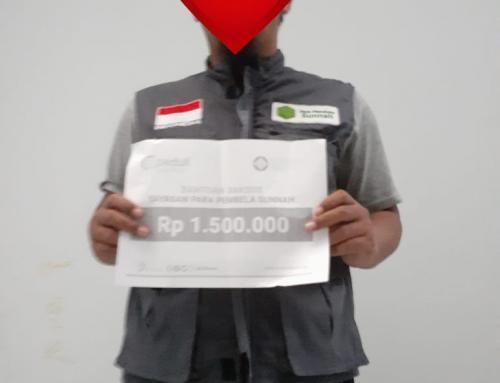 CSPeduli Sosial – Bantuan Operasional Program Yayasan Pembela Sunnah di Bojonegoro