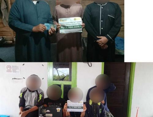 CSPeduli Dakwah – Bantuan Program Dai Yayasan Mutiara Sunnah Palu