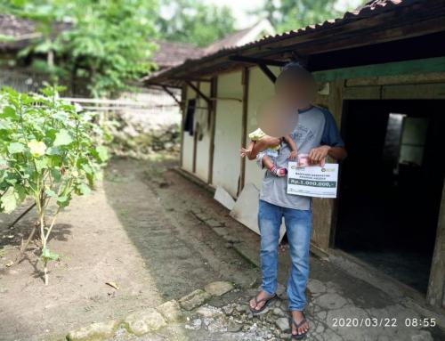 Bantuan Kesehatan Ananda Abizar di Wonosari Gunungkidul