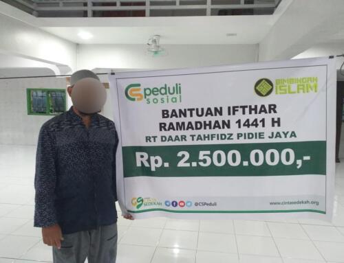MENEBARKAN IFTHOR RAMADHAN 1441 H SECARAGRATIS DI INDONESIA