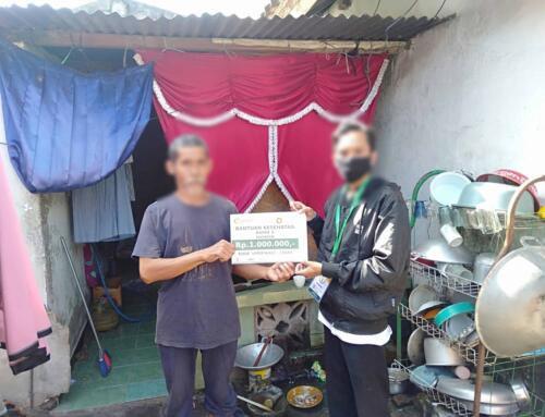 Bantuan Kesehatan Bapak A di Mataram, Lombok