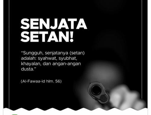 Senjata Setan