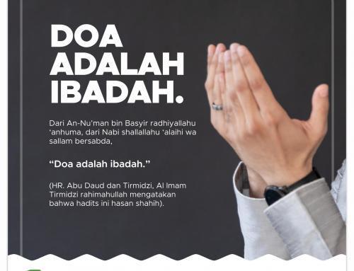 17. DOA ADALAH IBADAH